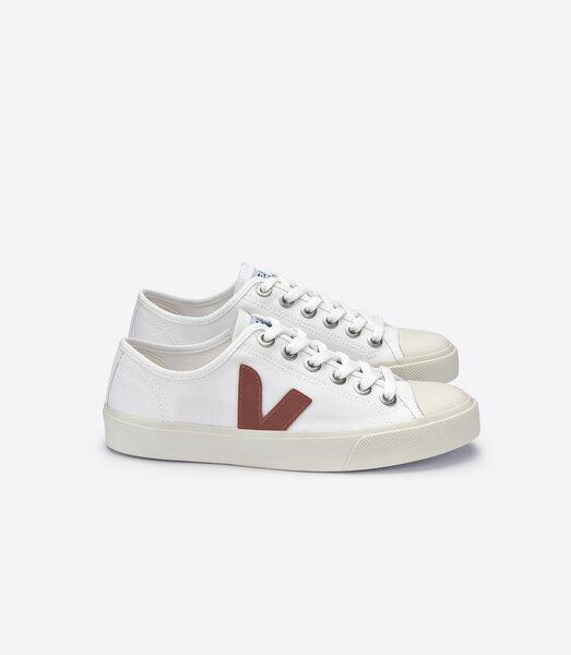 Sneaker Damen Wata Canvas White Dried Petal