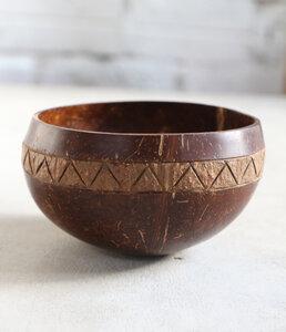 Indie Schale aus Kokosnuss - Balu Bowls