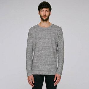 Langarmshirt aus Biobaumwolle - Gary Mash