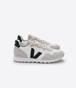 Sneaker Damen - SDU Hexa B-Mesh - White Black - Veja