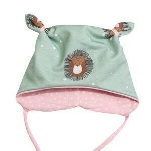 Mütze Igel Karla - Sternchenwolke