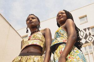 Bustier mit Schleifenverschluss - IZUBA clothing
