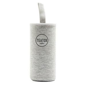 Tea to go Schutzhülle grau - TEATOX