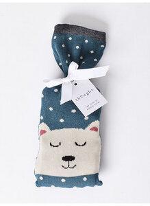 2 Paar Polar Bear Sustainable Bamboo Socks in a Bag          - Thought | Braintree