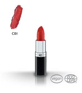 Creamy Lipstick C1 brick red - alva naturkosmetik