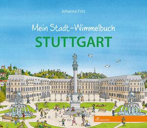 Mein Stadt Wimmelbuch Stuttgart - Willegoos Verlag