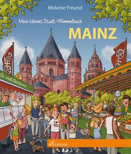 Mein Stadt Wimmelbuch Mainz - Willegoos Verlag