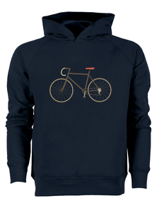 Fahrrad - Bio & Fairtrade Hoodie - What about Tee