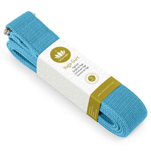 Yoga-Gurt 100% Baumwolle (Bio) - Lotuscrafts