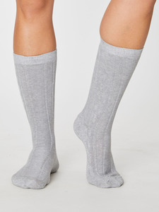 Lenore Sustainable Organic Cotton Socks            - Thought