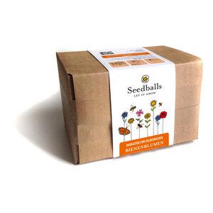 Seedballs Baukasten Bienenblumen - Seedballs