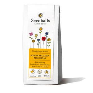 Seedballs Sommerblumen (8 Stück) - Seedballs