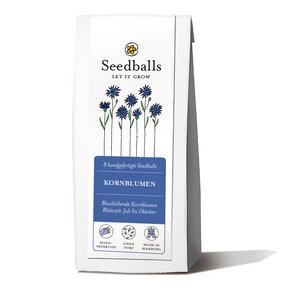 Seedballs Kornblumen (8 Stück) - Seedballs