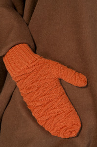 100% Alpaka-Fausthandschuhe aus Peru - in vielen Farben verfügbar - Apu Kuntur