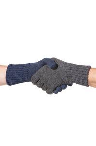 100% Alpaka Handschuhe WENDBAR für Jeder*mann/frau aus Peru - Apu Kuntur