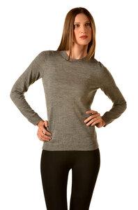 100% Alpaka Basic Pullover aus Peru - in mehreren Farben erhältlich - KUNA