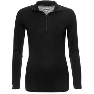 Kaipara Merino Zip-Neck Slimfit 200 Damen Mulesing-frei - Kaipara - Merino Sportswear