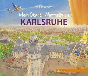 Mein Stadt Wimmelbuch Karlsruhe - Willegoos Verlag