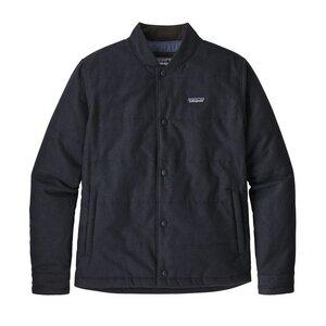 Bomberjacke - M's Recycled Wool Bomber Jacket - Classic Navy - Patagonia