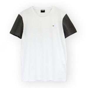 Contrast T-Shirt  - Vresh Clothing
