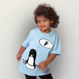 'Eiszeit' Kinder T-Shirt  - shop handgedruckt
