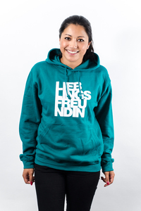 'Lieblingsschwester' UNISEX Hoodie - What about Tee
