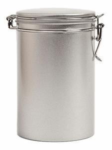 Vorratsdose / Kaffeedose in Farbe SILBER oder SCHWARZ - CP Cameleon Pack