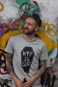 WTF is SUP Shirt - Lets Go Surfing Clothing