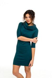 Kleid 3/4arm zum Drehen als Pullover - Kollateralschaden