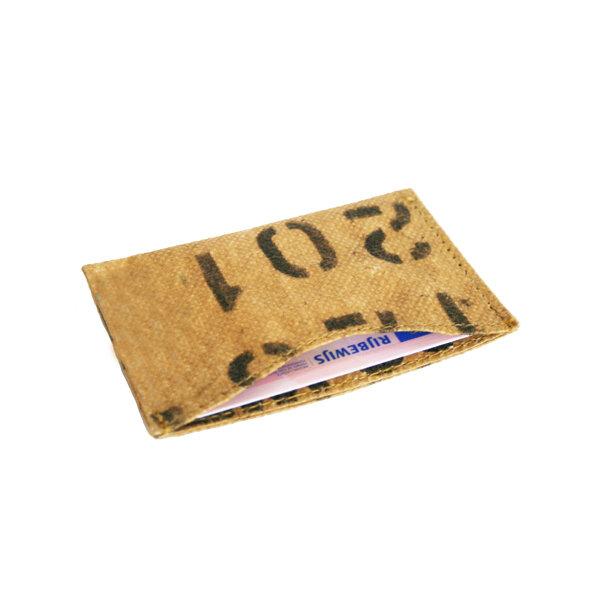 Visitenkarten- oder Kreditkarten-Halter