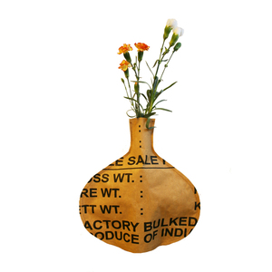 Flaschen-Vase-Hülle - SuperWaste