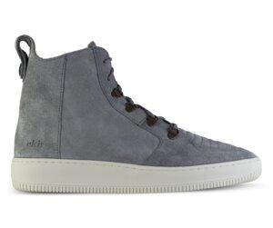 Argan High Sutri / Wildleder / Weiße Sohle - ekn footwear