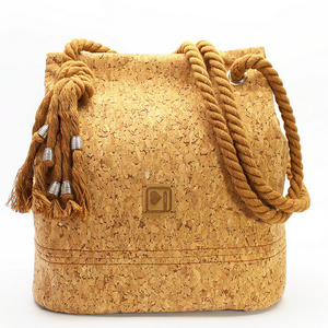Bucket Bag Kork - Belaine Manufaktur
