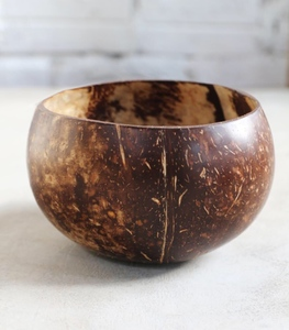 Smooth Coconut Bowl handgefertigt - Balu Bowls