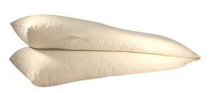 Seitenschläferkissen Seegras, Hirse oder Dinkel mit Kautschuk - Speltex