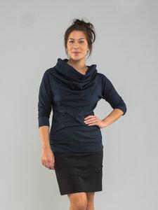 Pullover 3/4arm zum Drehen als Kleid - Kollateralschaden