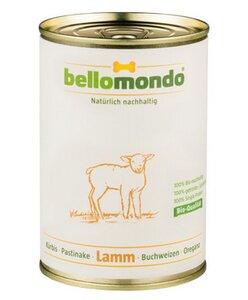 Bio-Lamm (400g Dose) - bellomondo