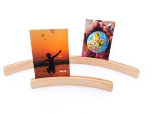 Foto-/Bilder-Halter aus Holz - fairanda