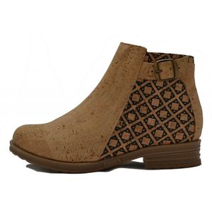 Natural Cork Chelsea-Boot - Korkstyle-Art