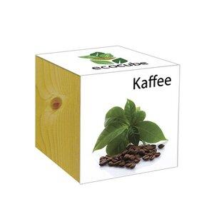 ecocube Kaffee - Holzwürfel - Extragoods