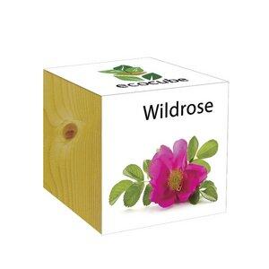 ecocube Wildrose - Holzwürfel - Extragoods
