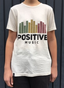 Hanf T-Shirt Positive Music - Uprise