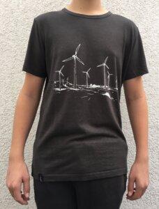 Hanf T-Shirt Windmills  - Uprise