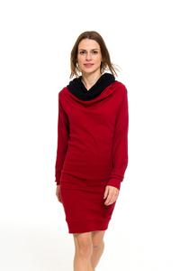 Wendekleid zum Drehen als Pullover - Kollateralschaden