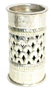Kerzenständer, Duftstövchen, Aromalampe, Laterne, Teelichthalter aus Aluminium - Only Natural
