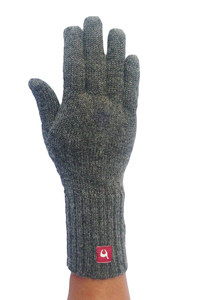 100% Alpaka Finger-Handschuhe aus Peru - mehrere Farben verfügbar - Apu Kuntur