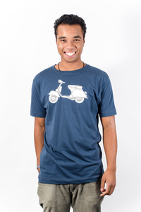 Vespa T-Shirt - What about Tee