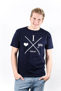 'I love you forever' T-Shirt Herren - What about Tee