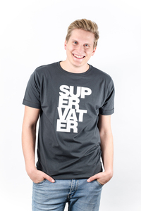 Supervater T-Shirt  - What about Tee
