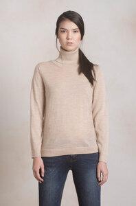 100% Alpaka Rollkragen-Pullover aus Peru - ANAHI  - KUNA